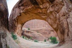 Arco privato Fotografia Stock