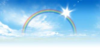 Arco-?ris Foto de Stock