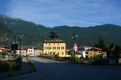 Arco, Riva del Garda, Италия Стоковое Изображение RF