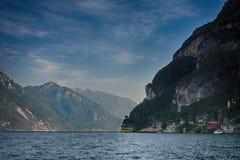Arco Riva del Garda, Italien Royaltyfria Bilder