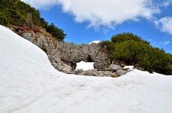 Arco roccioso Fotografia Stock