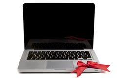 Arco rojo Imagen de archivo libre de regalías