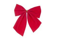 Arco rojo Fotos de archivo libres de regalías