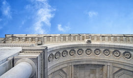 Arco Románico Imágenes de archivo libres de regalías