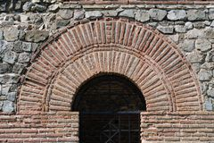 Arco romano fotografia de stock royalty free