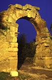 Arco romano Imagens de Stock
