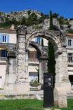 Arco romano Fotografia Stock