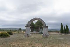 Arco romano immagini stock