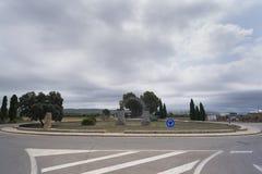 Arco romano immagini stock libere da diritti