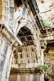 Arco romano Fotografía de archivo