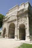 Arco romano del trionfo Fotografia Stock