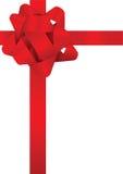 Arco rosso Immagini Stock Libere da Diritti
