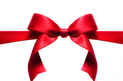 Arco rosso Immagine Stock