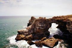 Arco sobre el Mar Negro fotografía de archivo libre de regalías