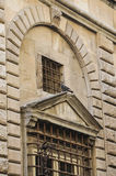 Arco sobre Porta-Lucca Itália Fotos de Stock Royalty Free