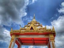 Arco tailand?s del templo fotos de archivo libres de regalías