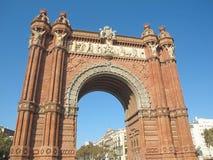 Arco triunfal Foto de archivo
