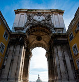 Arco Triunfal Royalty Free Stock Images
