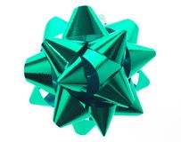 Arco verde Immagini Stock Libere da Diritti