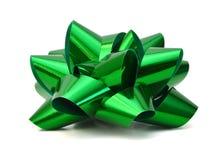 Arco verde Imagen de archivo libre de regalías