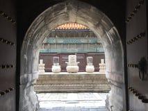 Arco viejo Fotografía de archivo libre de regalías