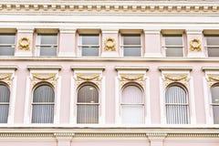 Arco Windows Imagem de Stock Royalty Free