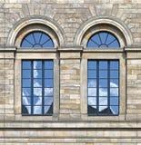 Arco Windows Fotografia Stock