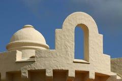 Arco y bóveda Imagen de archivo libre de regalías