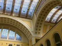 Arco y vidrio Imagen de archivo libre de regalías