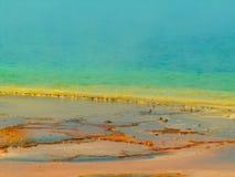Arcobaleno di colore, parco nazionale di Yellowstone Fotografie Stock