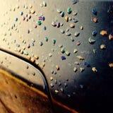 Arcobaleno diesel fotografia stock libera da diritti