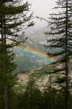 Arcobaleno nella karnisz Obrazy Stock
