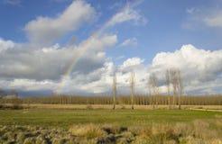 Viaggio dell'arcobaleno Immagini Stock Libere da Diritti