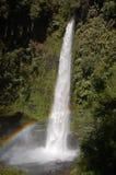 arcoiris cascada 免版税图库摄影