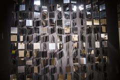 ARCOmadrid当代艺术市场开始它的第33编辑。Madri 免版税库存照片