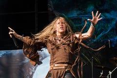 Arcona στους κυρίους του βράχου 2015 Στοκ Εικόνες