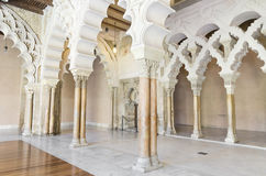 Arcos árabes Imagenes de archivo