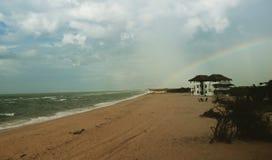 Arcos-íris do beira-mar Imagens de Stock
