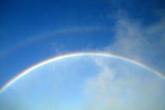 Arcos-íris preliminares e secundários Imagens de Stock