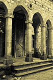 Arcos antigos Foto de Stock Royalty Free