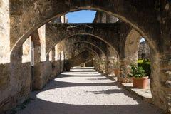 Arcos antigos da ruína imagem de stock