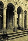 Arcos antiguos foto de archivo libre de regalías