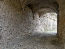 Arcos arquitectónicos antiguos piedra Foto de archivo