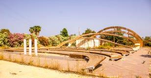 Arcos caídos Imagem de Stock Royalty Free