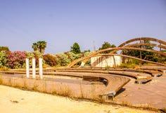 Arcos caídos Foto de Stock