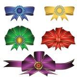 Arcos coloridos Imagen de archivo