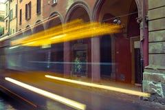 Arcos da Bolonha Imagem de Stock Royalty Free