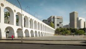 Arcos DA Lapa στο Ρίο ντε Τζανέιρο, Βραζιλία Στοκ Εικόνες