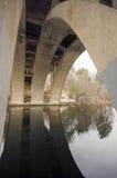 Arcos da ponte Fotografia de Stock Royalty Free