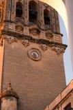 Arcos de λευκιά πόλη Λα Frontera- στην Ισπανία Στοκ εικόνες με δικαίωμα ελεύθερης χρήσης